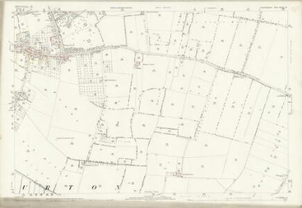 Cambridgeshire XXIX.12 (includes: Stretham; Wilburton) - 25 Inch Map