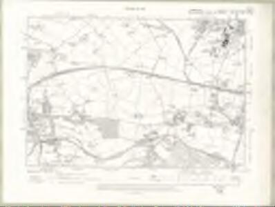 Lanarkshire Sheet V.SE & Xa.NE - OS 6 Inch map