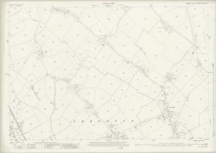 Essex (New Series 1913-) n XXXV.10 (includes: Cressing) - 25 Inch Map