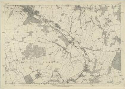 Buckinghamshire XLVI - OS Six-Inch Map