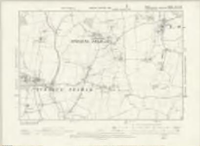 Essex XIII.SW - OS Six-Inch Map