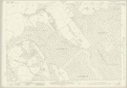Gloucestershire XLVII.1 (includes: Alvington; Aylburton; Lydney; St Briavels; West Dean) - 25 Inch Map