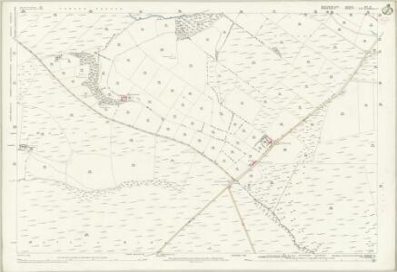 Devon XV.4 (includes: Exmoor; North Molton; Twitchen) - 25 Inch Map