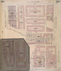 Insurance Plan of London Vol. XI: sheet 340-1