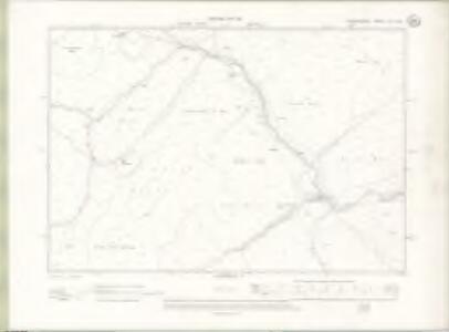 Lanarkshire Sheet XLV.NE - OS 6 Inch map