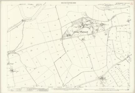 Nottinghamshire XLII.8 (includes: Carlton; Holme Pierrepont; Radcliffe On Trent) - 25 Inch Map