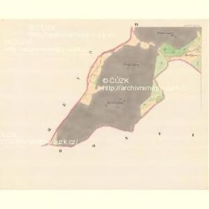 Kateržinetz - m1168-1-005 - Kaiserpflichtexemplar der Landkarten des stabilen Katasters