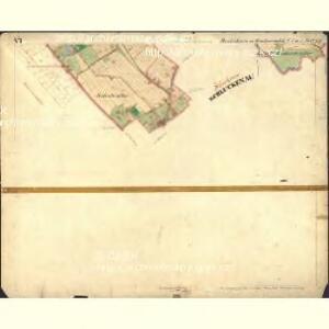 Rosenhain - c6598-1-009 - Kaiserpflichtexemplar der Landkarten des stabilen Katasters