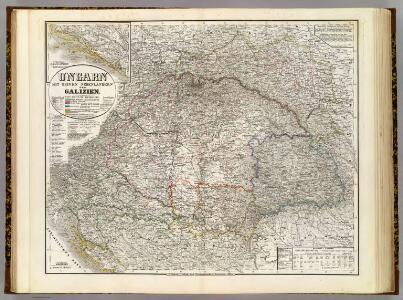 Ungarn, Galizien.