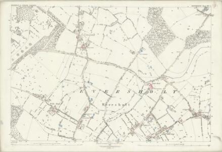 Bedfordshire XXV.5 (includes: Eversholt; Tingrith; Woburn) - 25 Inch Map