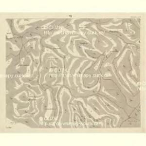 Alt Daubitz - c1452-1-007 - Kaiserpflichtexemplar der Landkarten des stabilen Katasters