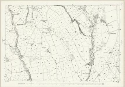 Isle of Man XII.15 - 25 Inch Map
