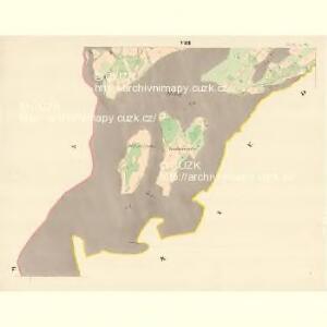 Mettilowitz - m1753-1-006 - Kaiserpflichtexemplar der Landkarten des stabilen Katasters