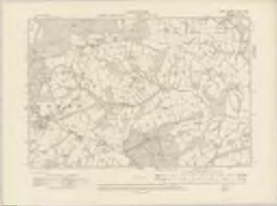 Kent LXXI.SW - OS Six-Inch Map