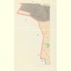 Hodowitz - c1922-1-006 - Kaiserpflichtexemplar der Landkarten des stabilen Katasters