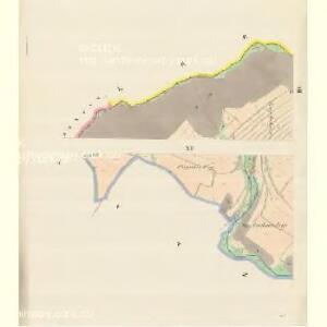 Deutschhause (Nemecka Husowa) - m0938-2-006 - Kaiserpflichtexemplar der Landkarten des stabilen Katasters