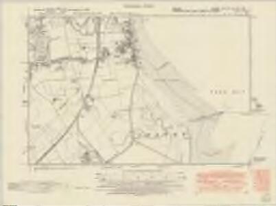 Durham XLV.NE & XLVA.NW - OS Six-Inch Map