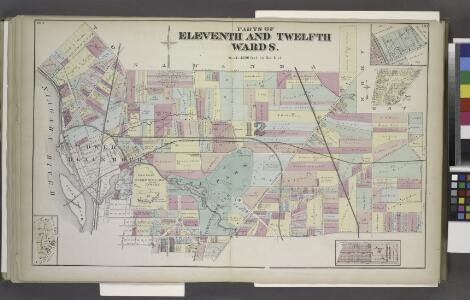 Parts of Eleventh and Twelfth Wards.