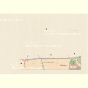 Nebrzem - c5099-1-001 - Kaiserpflichtexemplar der Landkarten des stabilen Katasters