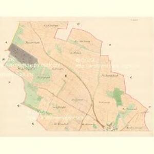 Jrratitz - m1115-1-002 - Kaiserpflichtexemplar der Landkarten des stabilen Katasters