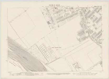 London IV.81 - OS London Town Plan