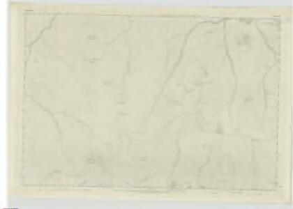Perthshire, Sheet XLV - OS 6 Inch map