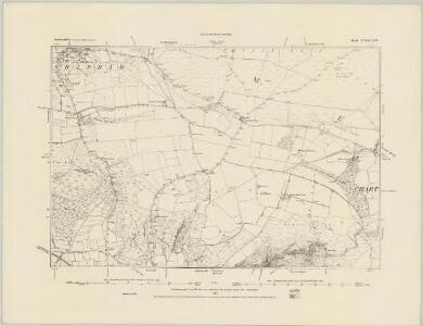 Somerset XVII.NE - OS Six-Inch Map