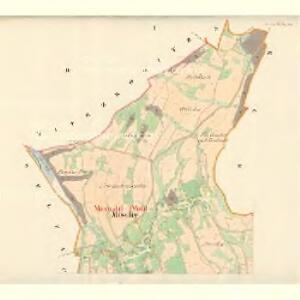 Mischy - m1838-1-001 - Kaiserpflichtexemplar der Landkarten des stabilen Katasters