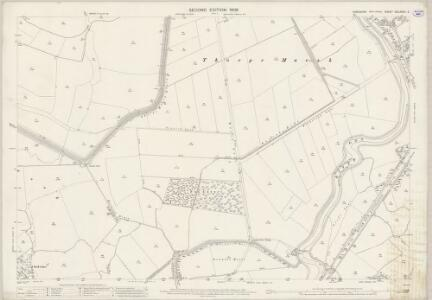 Yorkshire CCLXXVII.2 (includes: Barnby Dun With Kirk Sandall; Bentley With Arksey; Thorpe In Balne) - 25 Inch Map