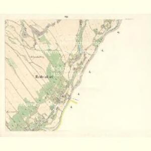 Reitendorf (Reypotin) - m2561-1-007 - Kaiserpflichtexemplar der Landkarten des stabilen Katasters