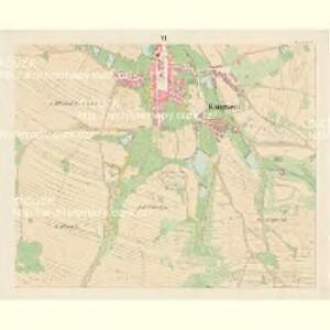 Königseck - c3724-1-006 - Kaiserpflichtexemplar der Landkarten des stabilen Katasters