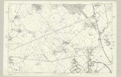Berkshire XXXIV - OS Six-Inch Map