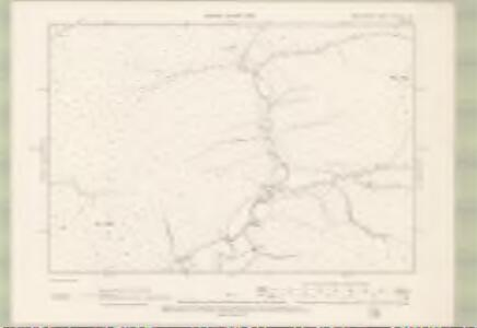Argyll and Bute Sheet CCXLVI.SE - OS 6 Inch map