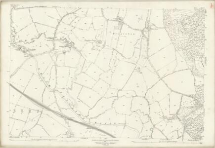 Buckinghamshire XX.11 (includes: Heath and Reach; Linslade; Soulbury) - 25 Inch Map