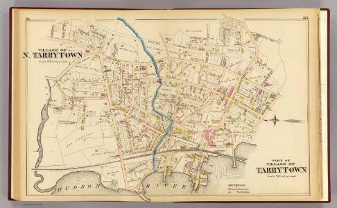 N. Tarrytown, Tarrytown.