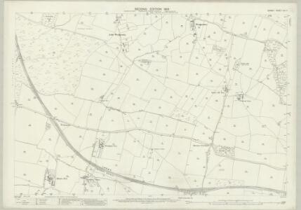 Dorset LVI.7 (includes: Corfe Castle; Worth Matravers) - 25 Inch Map