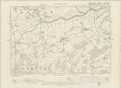 Sussex XXXI.SW - OS Six-Inch Map