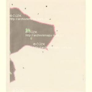 Hrožniowitz - c2365-1-004 - Kaiserpflichtexemplar der Landkarten des stabilen Katasters