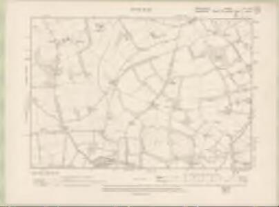 Peebles-shire Sheet XI.NW - OS 6 Inch map