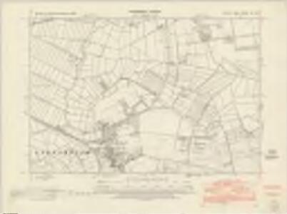 Suffolk XII.NW - OS Six-Inch Map