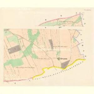 Muttersdorf - c4907-1-004 - Kaiserpflichtexemplar der Landkarten des stabilen Katasters