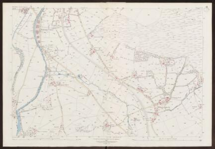 Devon CV.12 (includes: Tavistock Hamlets; Tavistock; Whitchurch) - 25 Inch Map