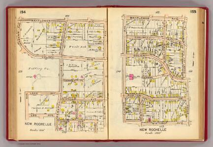 154-155 New Rochelle.
