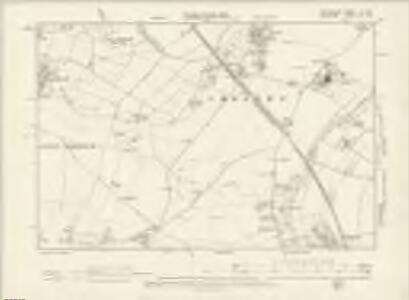 Oxfordshire LII.NW - OS Six-Inch Map