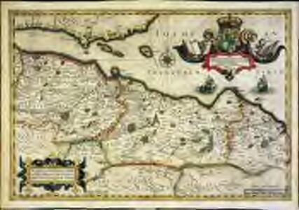 A new description of the shyres Lothian and Linlitqvo