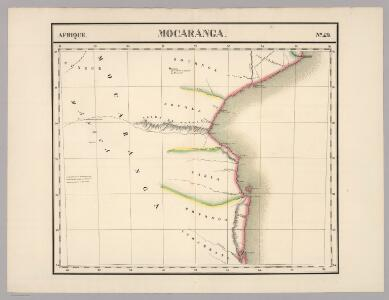 Mocaranga. Afrique 49.