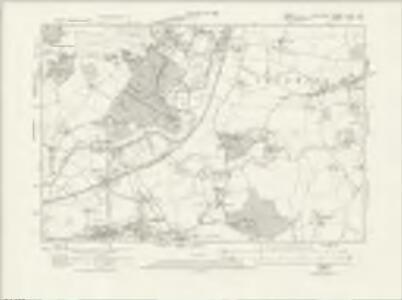 Essex nXLII.SW - OS Six-Inch Map