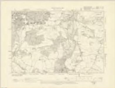 Gloucestershire X.NE - OS Six-Inch Map