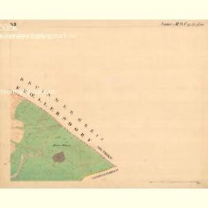 Grussbach - m0920-1-012 - Kaiserpflichtexemplar der Landkarten des stabilen Katasters