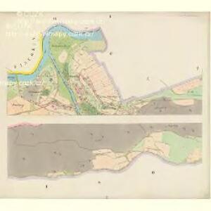 Karlsbad - c3056-1-001 - Kaiserpflichtexemplar der Landkarten des stabilen Katasters
